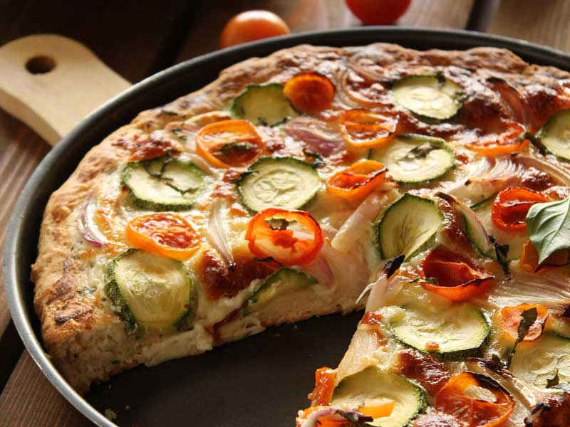 pizza veggie2